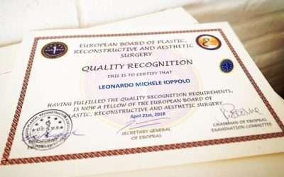 EBOPRAS – una importante certificazione di qualità